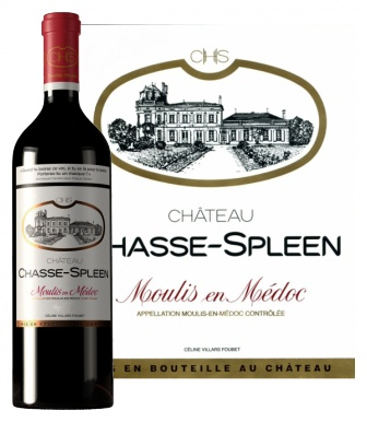 Château Chasse-Spleen 2019