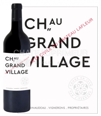 Château Grand Village 2019
