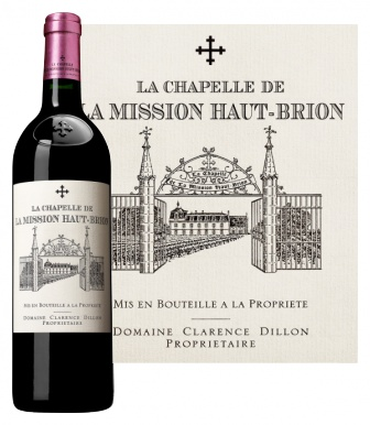 La Chapelle de La Mission Haut-Brion 2020